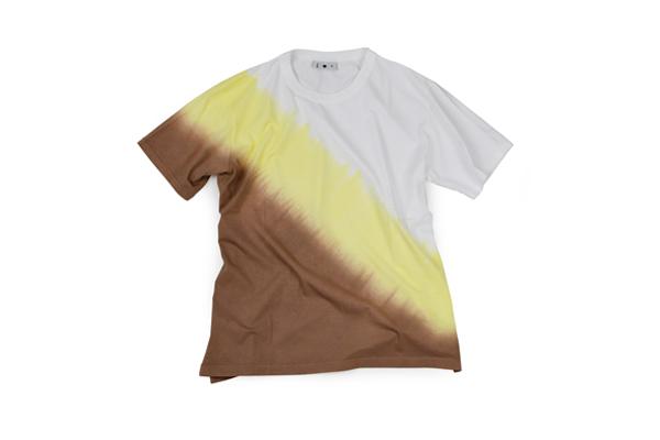 Tシャツ型第105枯葉×菜の花