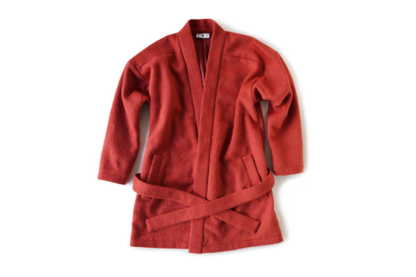 外套 型第1 紅赤