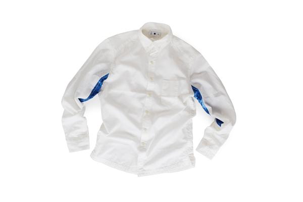 陣羽織シャツ 型第23