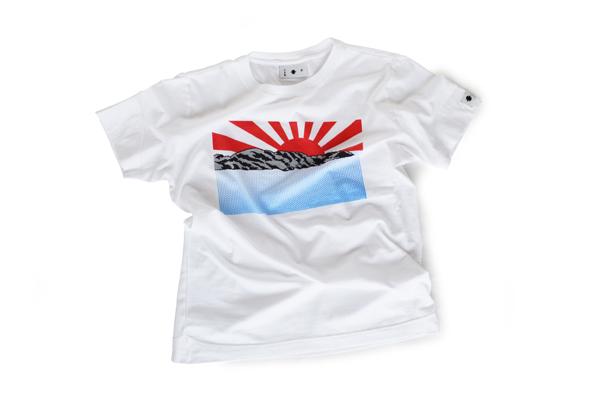 Tシャツ型第100「日の出」