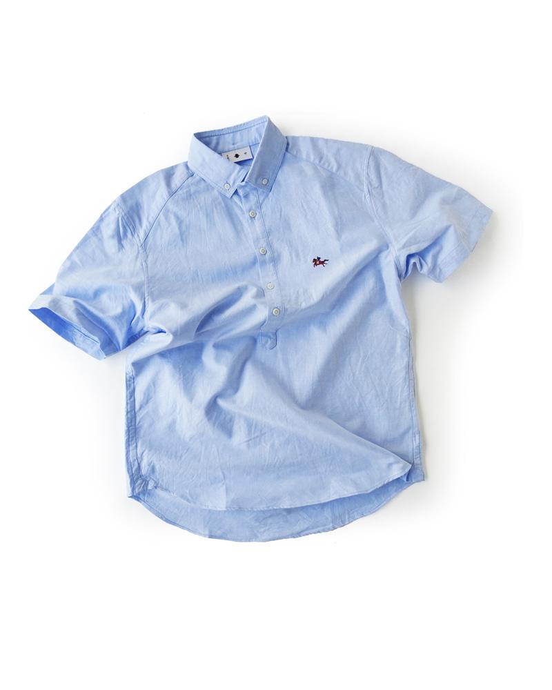 陣羽織シャツ型第20「馬上の侍」空