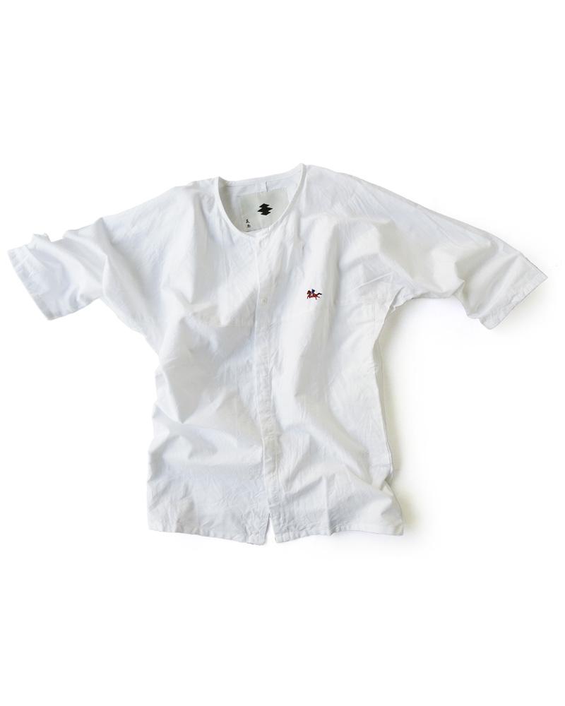 ダボシャツ「馬上の侍」白