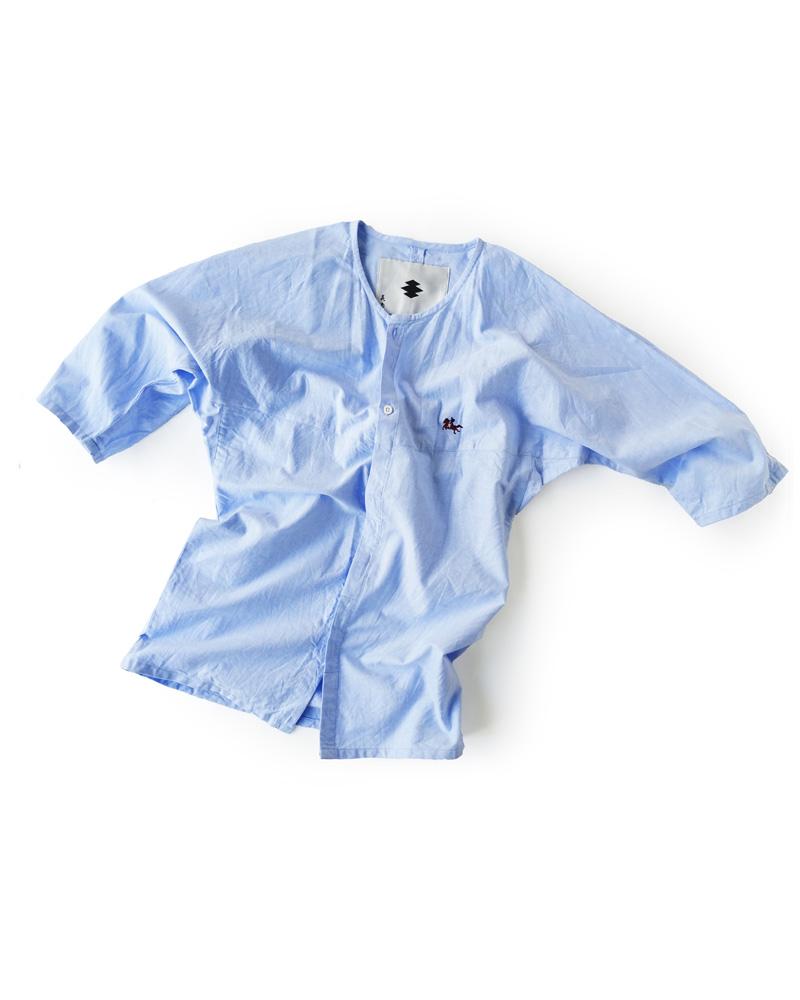 ダボシャツ「馬上の侍」空