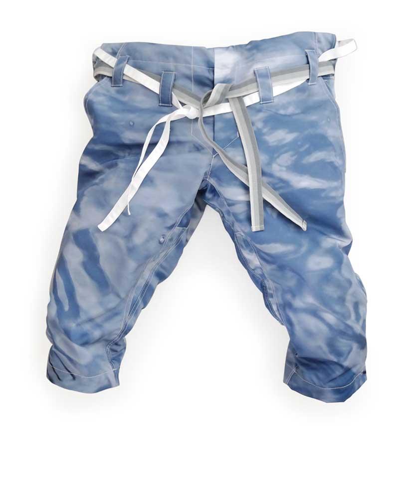 Karate Pants model #9