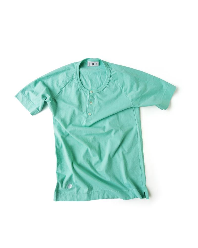 Tシャツ 型第87 翡翠