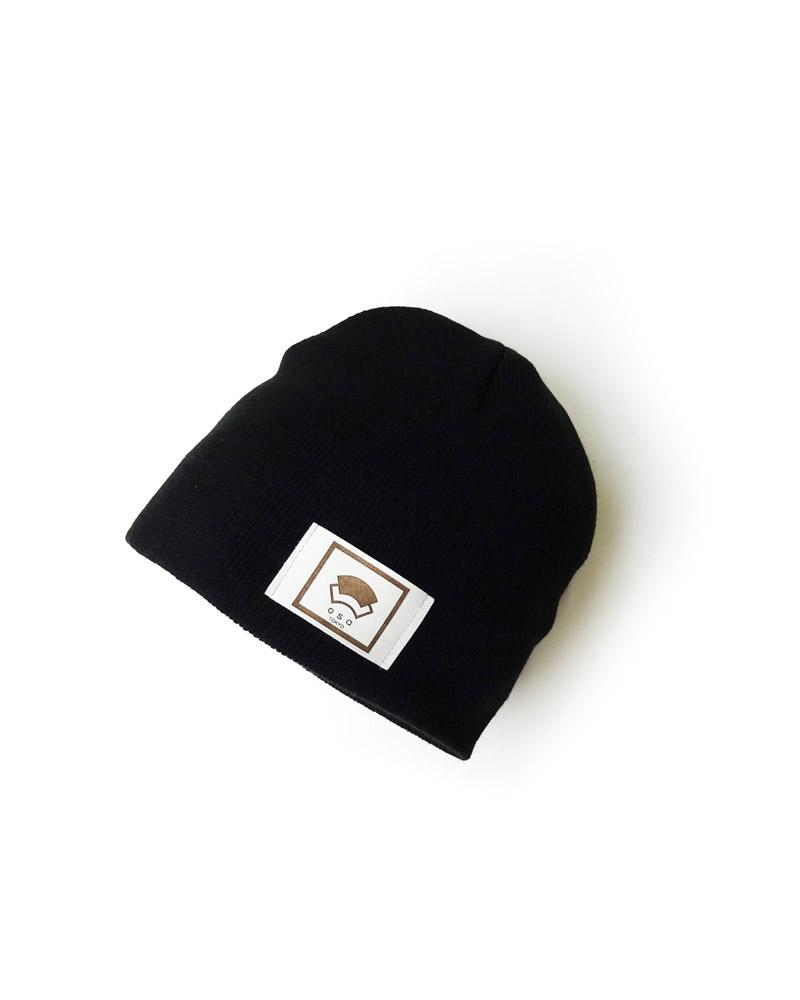 帽子2号 黒