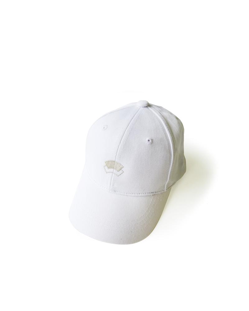 帽子3号 白